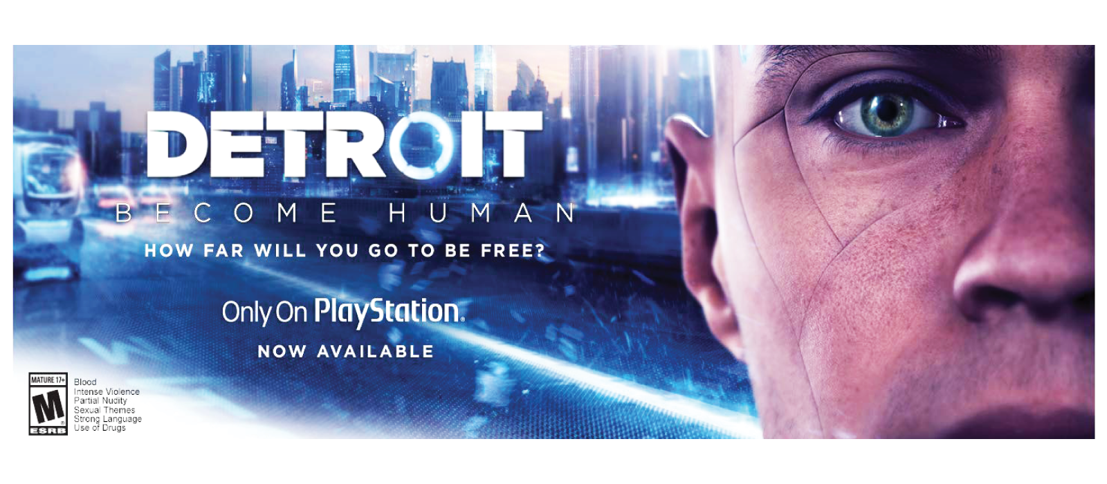 PS4 Game Detroit