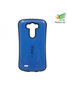 iFace Mall LG G3 Hard Case Blue Colour