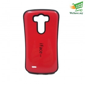 iFace Mall LG G3 Hard Case Red Colour