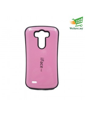 iFace Mall LG G3 Hard Case Pink Colour