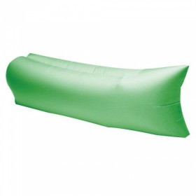 Portable Outdoor Camping Beach Air Bag Sofa Bed Green