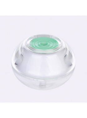 Crystal Night Light Air Humidifier Green