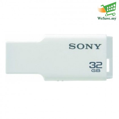 Sony 32GB USM-32GM MV Keychain Argentina USB Flash Pen Drive White Colour (Original)
