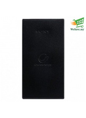 Sony 10000mAh Power Bank CP-F10L Portable Charger / USB Power Supply Black Colour (Original)