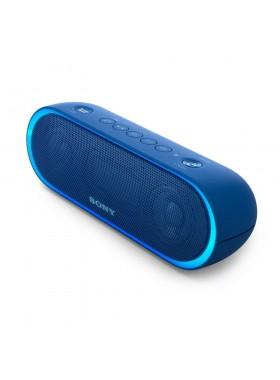 Sony SRS-XB20/L Portable Wireless BLUETOOTH® Speaker SRS-XB20 (Original) from Sony Malaysia - Blue Colour