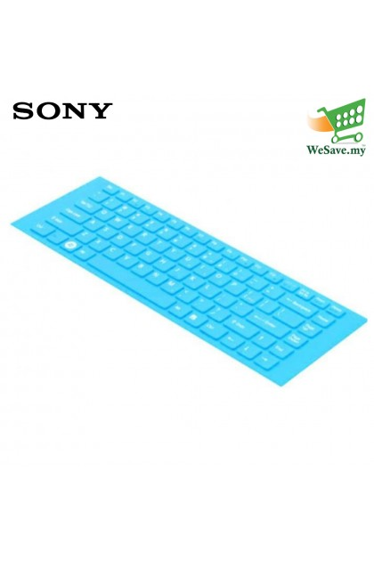 Sony Vaio Keyboard Skin VGP-KBV4L Blue Colour