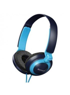 *Clearance* Sony MDR-XB200/L Headphone MDR-XB200 (Original) from Sony Malaysia - Blue Color
