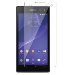 Sony Xperia C3 Clear Transparent Screen Protector (Original)