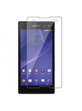 Sony Xperia C3 Clear Transparent Screen Protector (Original)