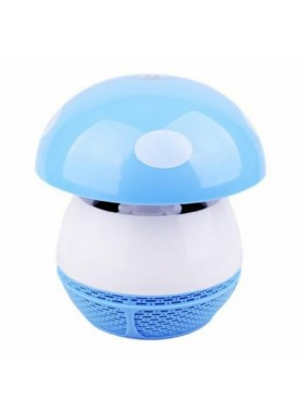 Shang Di SD-520 Chemical Electronic LED Light Mosquito Trap Killer Lamp Blue