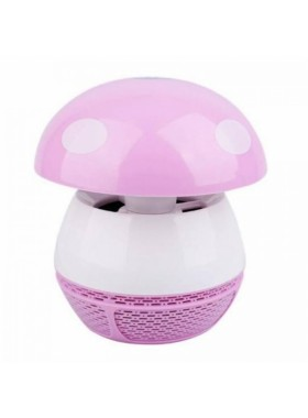 Shang Di SD-520 Chemical Electronic LED Light Mosquito Trap Killer Lamp Pink