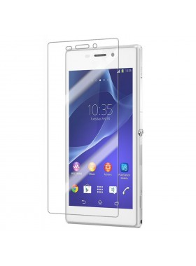 Sony Xperia M2 Clear Transparent Screen Protector (Original)