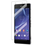Sony Xperia Z2 Clear Transparent Screen Protector (Original)