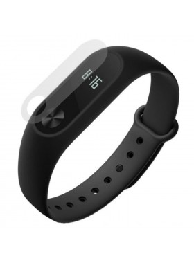 (FREE SCREEN PROTECTOR) Xiaomi Mi Band 2 Smart Bluetooth Smartband Wristband Black Colour (Original) 1 Year Warranty By Mi Malaysia