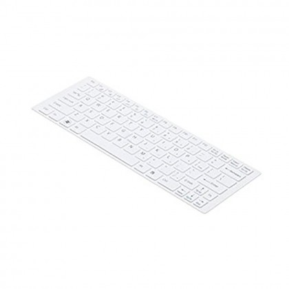 Sony Vaio Keyboard Skin VGP-KBV13 White Colour