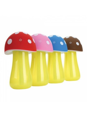 Mushroom lamp mini USB humidifier (Original)