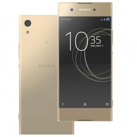 Sony Xperia XA1 Smartphone 3GB RAM 32GB Gold Colour (Original) 1 Year Warranty By Sony Malaysia