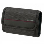 Sony LCS-BDG Soft Carrying Case Black Colour (Original)