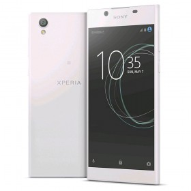 (DISPLAY) Sony Xperia L1 Smartphone 2GB RAM 16GB White Colour (Original) 1 Year Warranty By Sony Malaysia