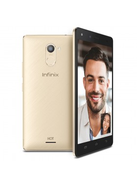(DISPLAY UNIT) Infinix HOT 4 Pro X556 Smartphone 2GB RAM 16GB Champagne Gold Colour (Original) 1 Year Warranty