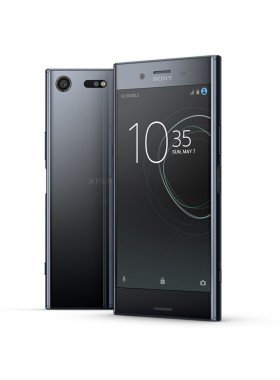 (DISPLAY UNIT) Sony Xperia XZ Premium Smartphone 4GB RAM 64GB Deepsea Black Colour (Original) 1 Year Warranty By Sony Malaysia