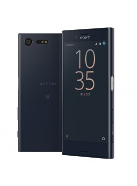 Sony Xperia X Compact Smartphone F5321SG/B 3GB RAM 32GB Black Colour (Original) 1 Year Warranty By Sony Malaysia