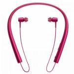 Sony MDR-EX750BT/P h.ear in Wireless Headphones High-Resolution Audio capability with Easy Bluetooth connectivity with NFC One-touch MDR-EX750BT (Original) from Sony Malaysia - Pink Colour