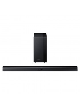 Samsung HW-K450 Soundbar System With Wireless Subwoofer Black Colour (Original) 1 year Warranty by Samsung Malaysia