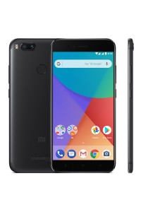 Xiaomi Mi A1 Smartphone 4GB RAM 64GB Black Colour (Original) 1 Year Warranty By Mi Malaysia