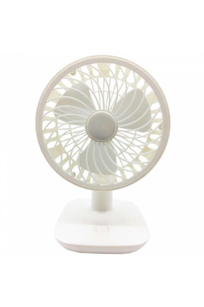 Rechargeable Cooling Mini Desk or Table Fan (Original)