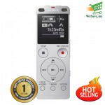 Sony ICD-UX560F Silver Digital Voice Recorder with Built-in USB ICD-UX560F/S (Original) by Sony Malaysia
