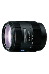 (DISPLAY UNIT) Sony SAL-1680Z Vario-Sonnar T DT 16–80 mm F3.5-4.5 ZA Zoom Lens (Original)
