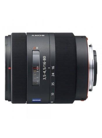 (DISPLAY UNIT) Sony SAL-1680Z Vario-Sonnar T DT 16–80 mm F3.5-4.5 ZA Zoom Lens (Original)