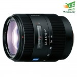 (DISPLAY) Sony SAL-1680Z Vario-Sonnar T DT 16–80 mm F3.5-4.5 ZA Zoom Lens (Original)