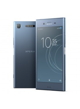 (DISPLAY) Sony Xperia XZ1 Smartphone 4GB RAM 64GB Moonlit Blue Colour (Original) 1 Year Warranty By Sony Malaysia
