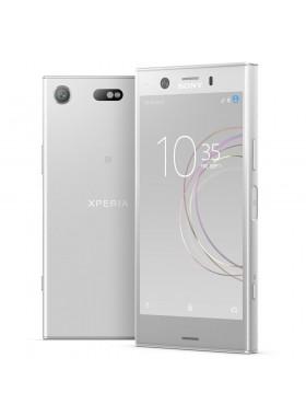 (DISPLAY) Sony Xperia XZ1 Smartphone 4GB RAM 64GB Warm Silver Colour (Original) 1 Year Warranty By Sony Malaysia