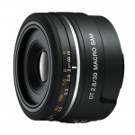 (DISPLAY UNIT) Sony SAL-30M28 DT 30 mm F2.8 Macro SAM Lens (Original)