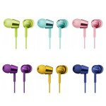 Sony MDR-EX150 In-Ear Headphones MDR-EX150 (Original) 1 Year Warranty By Sony Malaysia