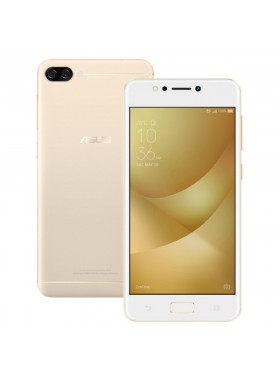 Asus Zenfone 4 Max ZC520KL Smartphone 3GB RAM 32GB Sunlight Gold Colour (Original) 1 Year Warranty By Asus Malaysia