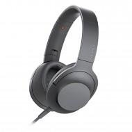 Sony MDR-H600A Grayish Black h.ear on 2 Headphones MDR-H600A/B (Original) from Sony Malaysia