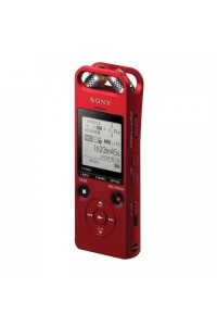 (DISPLAY) Sony ICD-SX2000 Red Digital Voice Recorder with Bluetooth Remote ICD-SX2000/R (Original) by Sony Malaysia