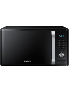 Samsung MS28J5255GB Solo Microwave with Healthy Steam, 28L (Original) 1 Years Warranty By Samsung Malaysia