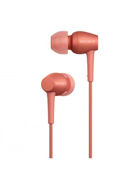 Sony IER-H500A Twilight Red h.ear in 2 Headphones IER-H500A/R (Original) from Sony Malaysia