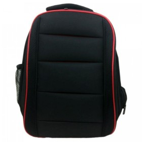 Stylish Multifunction Laptop Backpack Bag Red Colour (Original)