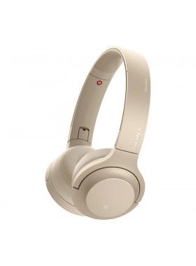 Sony WH-H800 Pale Gold h.ear on 2 Mini Wireless WH-H800/N (Original) from Sony Malaysia