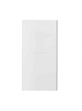 Sony 5000mAh Power Bank CP-V5B Portable USB Charger White Colour (Original)