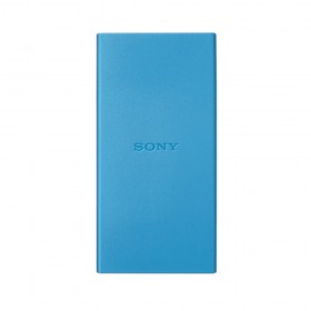 Sony 5000mAh Power Bank CP-V5B Portable USB Charger Blue Colour (Original)