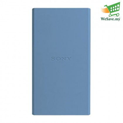 Sony CP-V10B 10000mAh Portable Charger / Power Bank Blue Colour (Original) By Sony Malaysia