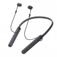 Sony WI-C400 Black Wireless In-ear Headphones WI-C400/B (Original) from Sony Malaysia