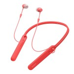 Sony WI-C400 Red Wireless In-ear Headphones WI-C400/R (Original) from Sony Malaysia